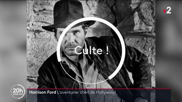 20h : retour sur la carrière d'Harrison Ford, alias Indiana Jones