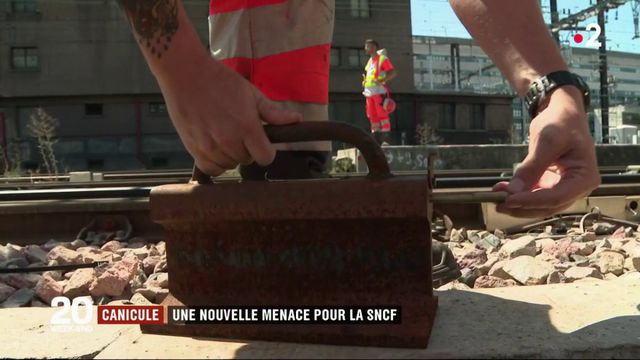 Canicule : Une nouvelle menace pour la SNCF