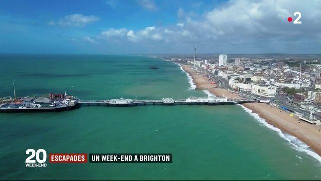 Escapades : un week-end à Brighton
