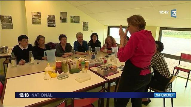 En Bretagne, une commune dit stop aux produits ménagers