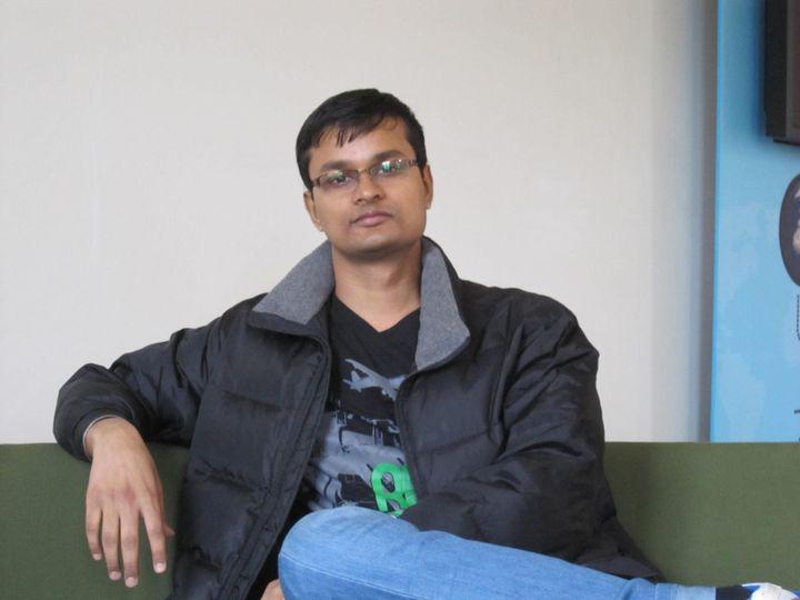 Raghavendran Ganesan. (FACEBOOK)