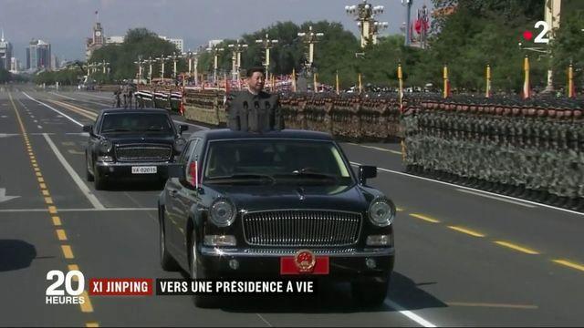 Chine : Xi Jinping vers une présidence à vie
