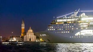 Venise, comme tous les lieux touristiques prisés de la planète, ne peuvent plus supporter les dégâts irrémédiables causés par le tourisme de masse. (Illustration) (NORBERT SCANELLA / ONLY WORLD / AFP)