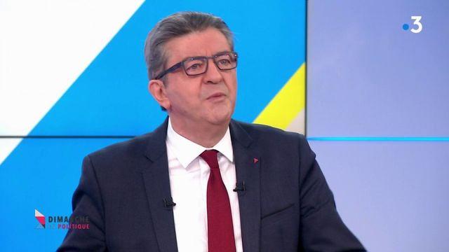 """""""Gilets jaunes"""" : """"Christophe Castaner doit démissionner"""", selon Jean-Luc Mélenchon"""