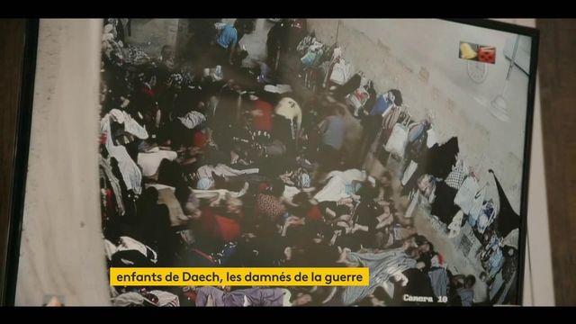 """""""Enfants de Daech, les damnés de la guerre"""" : le documentaire poignant d'Anne Poiret"""