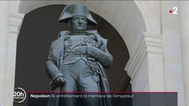 Patrimoine : des restaurations minutieuses pour entretenir la mémoire de Napoléon