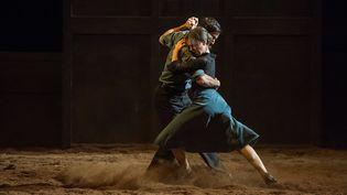 Pour ses 20 ans, le festival de danse de Marseille offre un grand bal tango sur le Vieux Port  (David Herrero)