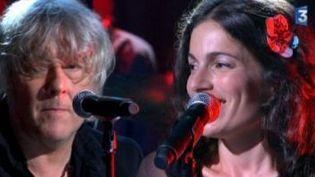Yaël Naim et Arno en duo aux Victoires du Jazz  (Culturebox)