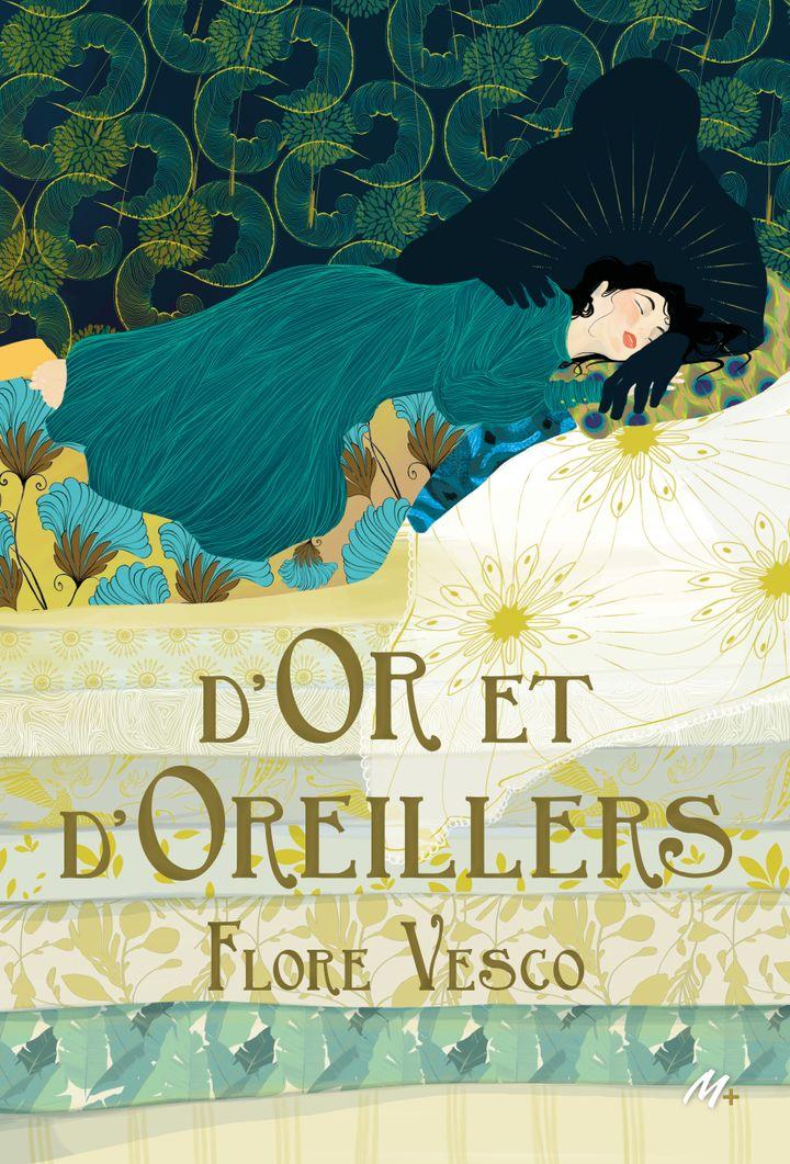"""""""D'or et d'oreillers"""" de F. Vesco (L'école des loisirs)"""