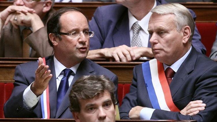 """Les députés socialistes jugent cette réforme """"injuste"""" et """"inefficace"""". (AFP - Pierre Verdy)"""