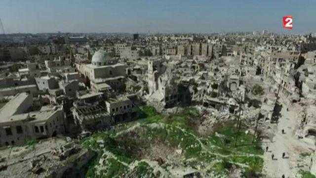 Syrie : que devient Alep après quatre ans de guerre ?