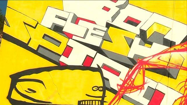Des artistes de renomée internationale au Festival Street Art on the Roc
