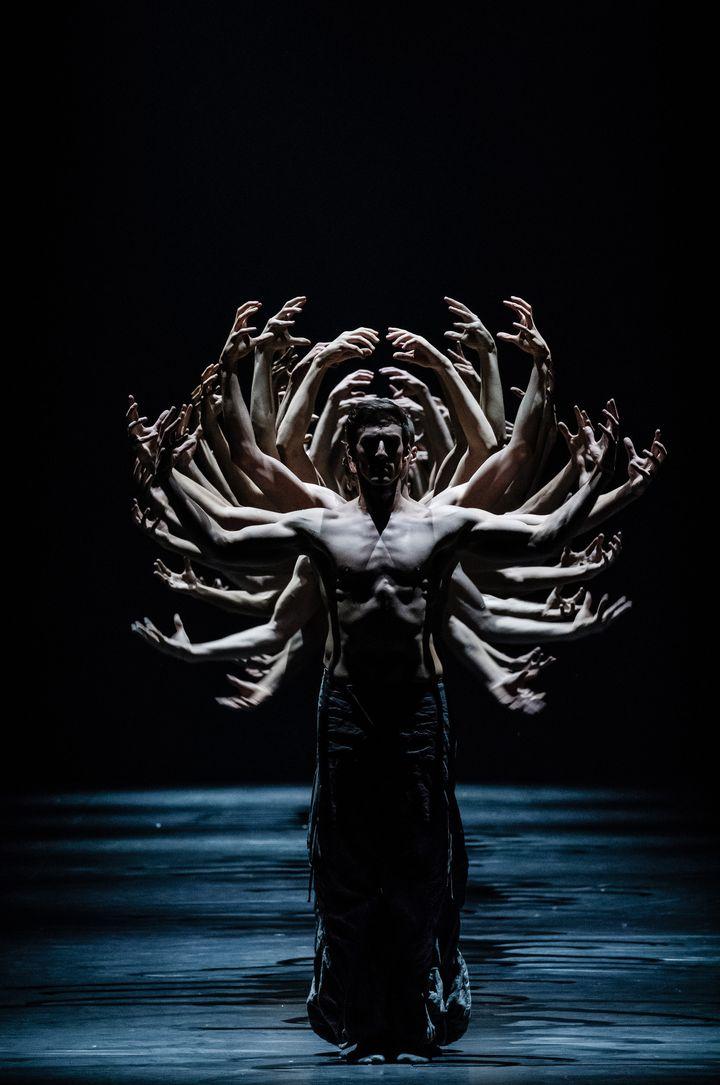 """The Season's Canon"" de Crystal Pite (Agathe Poupeney/Opéra national de Paris)"