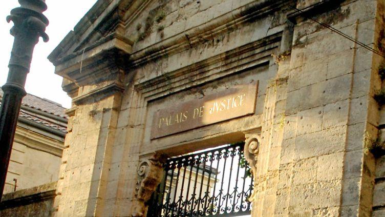 Le tribunal de Béziers. (PIERRE SALIBA / MAXPPP)
