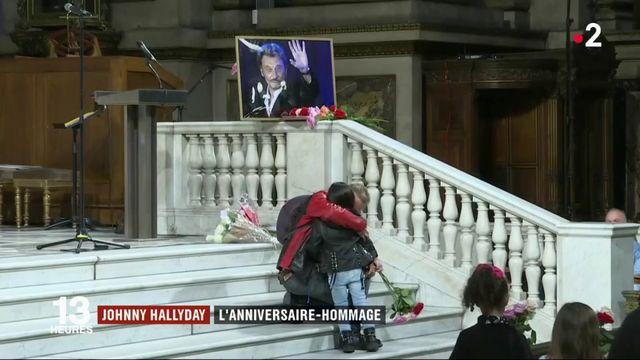 Johnny Hallyday : vibrant hommage pour l'anniversaire de sa naissance