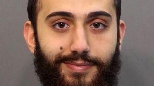 Mohammad Youssuf Abdulazeez, l'auteur de la tuerie de Chattanooga, dans le Tennessee (Eatats-Unis), photographié en avril 2015. (HAMILTON COUNTY SHERIFF'S OFFICE / AFP)