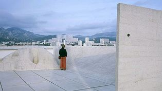 """Cité radieuse, Marseille """"Ses constructions sont des machines à regarder le paysage""""  (IPON-BONESS/SIPA)"""