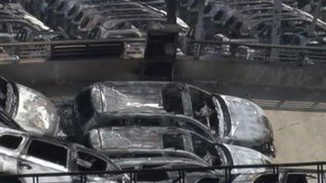 Chine : Un paysage de désolation au lendemain des explosions à Tianjin
