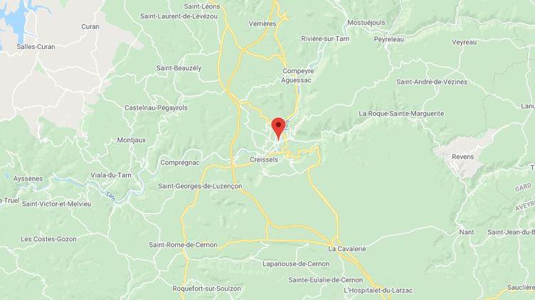 Millau (Aveyron). (GOOGLE MAPS)