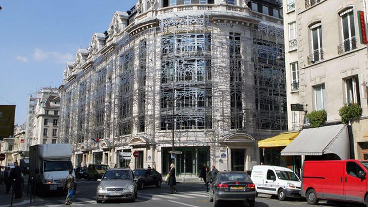 Le bâtiment du ministère de la Culture à Paris.  (Jacques Demarthon / AFP )