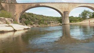 Balazuc, près des gorges de l'Ardèche. (CAPTURE D'ÉCRAN FRANCE 3)