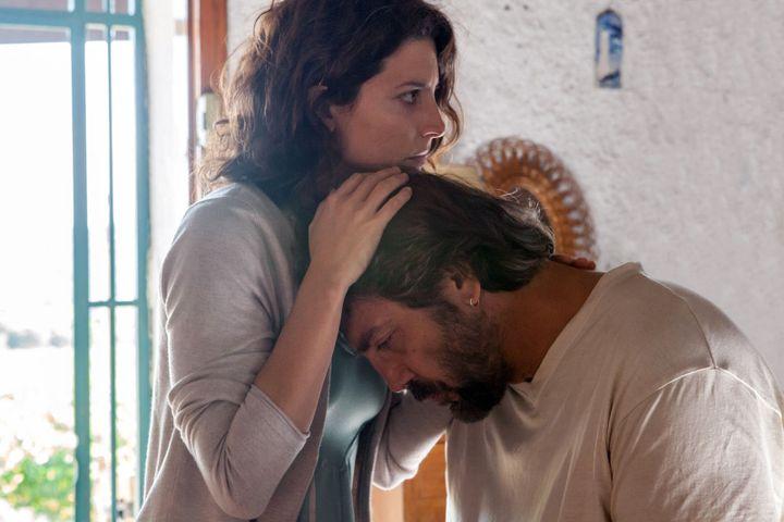 "Imma Cuesta et Javier Bardem dans ""Everybody Knows"" de l'Iranien Asghar Farhadi  (Allo ciné)"