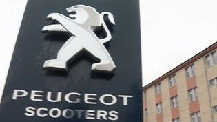 L'usine Peugeot de Mandeure, dans le Doubs. (FRANCE 2)