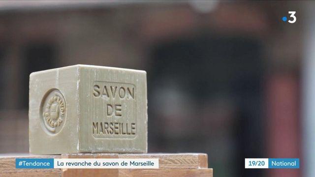 avec le Covid-19, le savon de Marseille a pris sa revanche