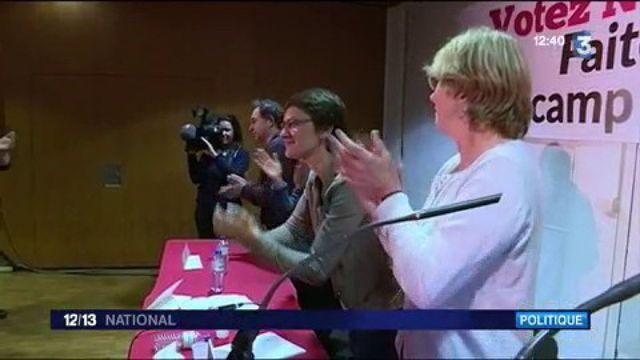 Nathalie Arthaud proche des 500 parrainages