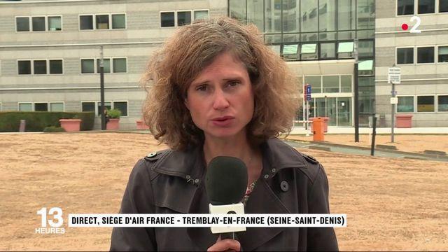 Air France : les syndicats se réunissent