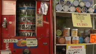 La fermeture des petits commerces ne se dément pas. De lourdes menaces pèsent sur une boutique du Val-d'Oise, qui faisait partie du paysage depuis quarante ans. (FRANCE 3)
