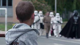 Star Wars comme dans un rêve (France 3 Lorraine / T. Sitter)