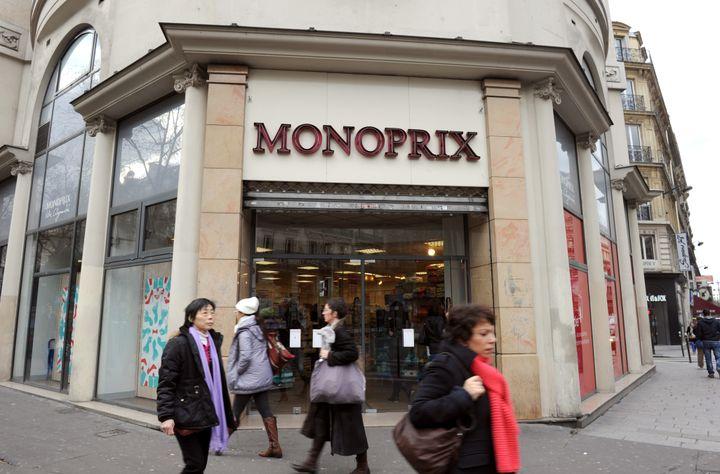 Le hachis de la marque Monoprix a été retiré. (MIGUEL MEDINA / AFP)