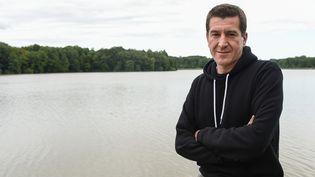 Matthieu Pigasse aux Eurockéennes de Belfort, juillet 2016  (Sebastien Bozon / AFP )