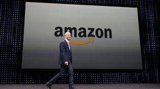 Jeff Bezos, le patron d'Amazon, est désormais l'homme le plus riche du monde. (MICHAEL NELSON / EPA)