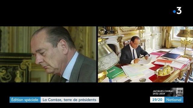 Mort de Jacques Chirac : Fançois Hollande, une filiation corrézienne