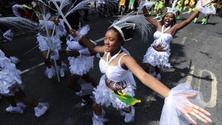 Le carnaval de Notting Hill à Londres. (Carl Court / AFP)