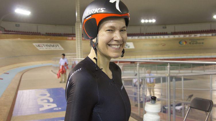 Molly Shaffer Van Houweling (HECTOR GUERRERO / AFP)