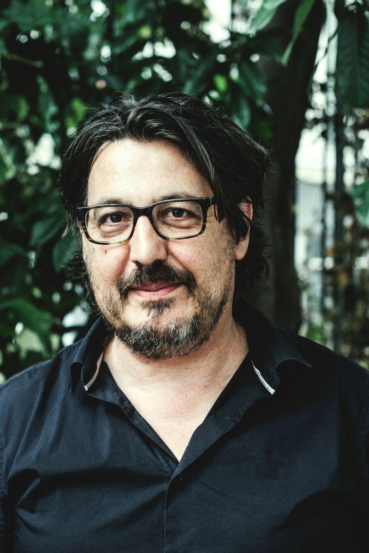 """David Dufresne, auteur et réalisateur du documentaire """"Un pays qui se tient sage"""". (ASTRID KEROUAL)"""