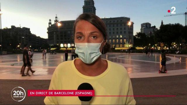 Covid-19 en Europe : l'Espagne est le pays où le virus circule le plus