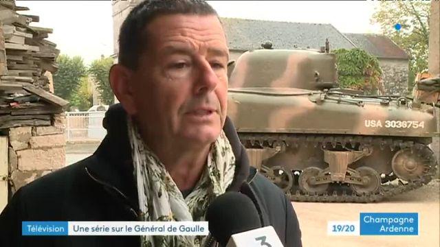 Une série sur le Général de Gaulle