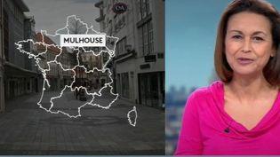 """A Mulhouse, """"un nouveau venu pourrait acquérir 85 mètres carrés"""" (CAPTURE ECRAN FRANCE 2)"""