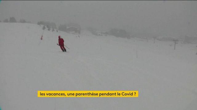 Vacances d'hiver : une parenthèse pendant le Covid ?