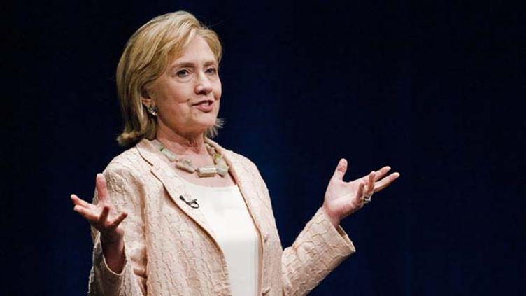 (Hillary Clinton a fait son mea culpa en direct à la télévision mardi soir © MaxPPP)