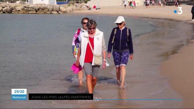 Côte d'Azur : le masque n'est plus obligatoire, les habitants savourent