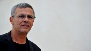 Le réalisateur Abdellatif Kechiche, lors d'une séance photo, le 16 octobre 2013 à Rome (Italie). (TIZIANA FABI / AFP)