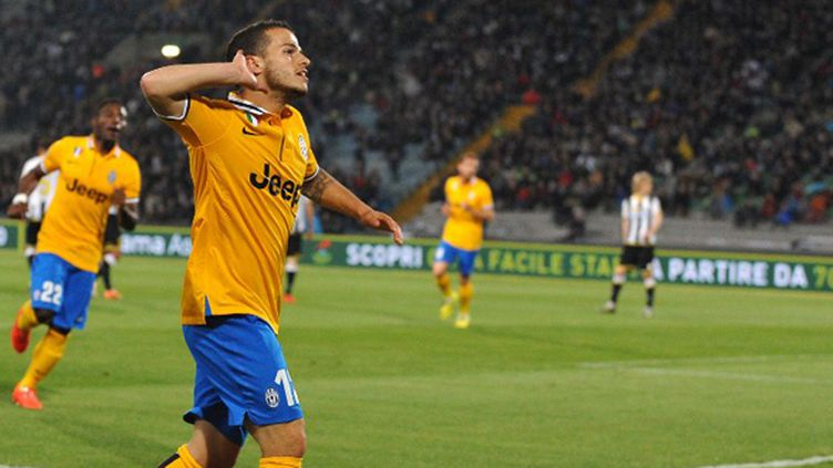 Sebastian Giovinco (Juventus Turin) (SIMONE FERRARO / AFP)