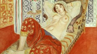Henri Matisse Odalisque à la culotte rouge, 1922  ( The Art Archive / Musée National d'art moderne Paris / Gianni Dagli Orti)