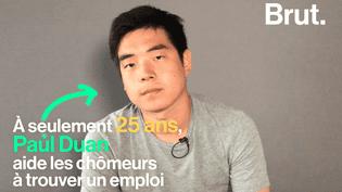 VIDEO. Pour endiguer le chômage, il créé un site de recherche d'emplois personnalisé (BRUT)