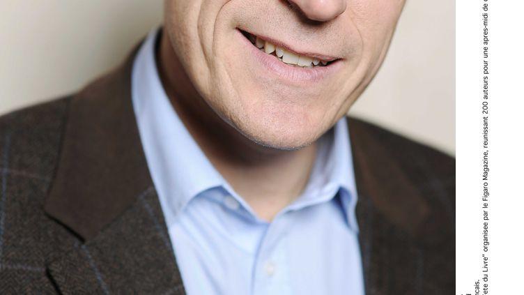L'écrivain et journaliste Etienne de Montety le 29 novembre 2009 à Paris (BALTEL/SIPA)